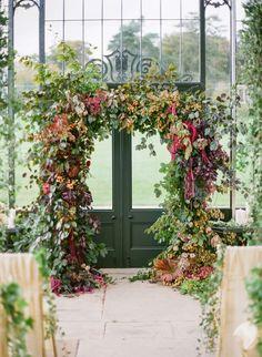 fall-inspired-wedding-ceremony.jpg 800×1,092 pixels