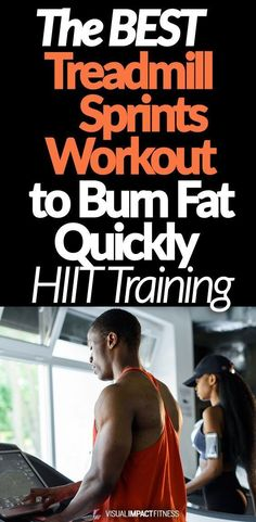 HIIT training involves alternating periods of max effort with periods of less intense effort. Here is the proper intensity of a beginner HIIT sprint workout along with an advanced HIIT workout. Losing Belly Fat Diet, Lose Belly Fat, Loose Belly, Losing Weight, Sprints On Treadmill, Sprint Workout, Cardio Workouts, Endurance Workout, Workout Tips