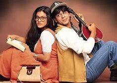 shahrukh khan and kajol - Bollywood