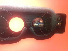 Kickpush.co - VR app display exploration by Alex Deruette #Design Popular #Dribbble #shots