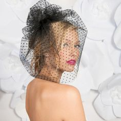 Adereços para cabelo de noiva Halloween - Tessa Kim #casarcomgosto