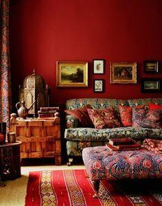 Die 43 Besten Bilder Von Trendfarbe Rot Wohnklamotte Wandfarbe