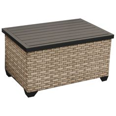 TK Classics Monterey 7 Piece Outdoor Wicker Patio Furniture Set 07d Beige *** Be sure to check out this awesome product. (This is an affiliate link) #OutdoorFurniture