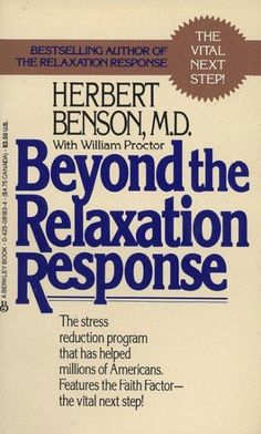 Precision Series Beyond the Relaxation Response: How to Harness the Healing Power of Your Personal Beliefs