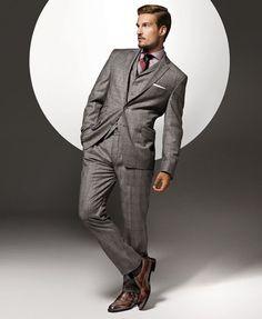 The Glen Plaid Suit