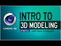 Intro to 3D Modeling in Cinema 4D, Model a 3D house, part 2 - Sean Frangella - YouTube