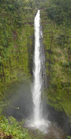 Akaka Falls, Big Island Hawaii 2010