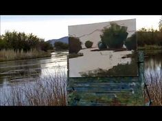 Plein Air Painting Demonstration-Gregg Russell