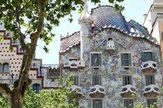 Casa Batlló   Gaudi   barcellona   spagna   spain  More: www.ireneccloset.com