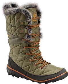 350fb0073323 Columbia Women s Heavenly Omni-Heat 200g Waterproof Winter Boots