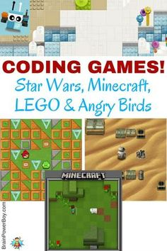hour of code games lego