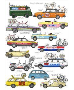 David Sparshott's Support Vehicle Poster