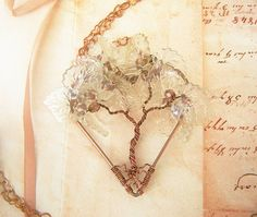 Spring Breeze Tree of Life Necklace by CandiSuesCreations on Etsy, $33.00