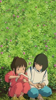 studio ghibli spirited away iphone wallpaper Studio Ghibli Films, Art Studio Ghibli, Kawaii Wallpaper, Wallpaper Iphone Cute, Cartoon Wallpaper, Animes Wallpapers, Cute Wallpapers, Wallpaper Wallpapers, Studio Ghibli Background