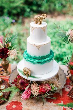 Photography: Elisabeth Arin Photography - elisabetharin.com/  Read More: http://www.stylemepretty.com/california-weddings/2015/06/06/colorful-boho-wedding-inspiration-for-the-world-traveler/