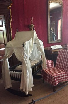 Inside Governor's Palace at Colonial Williamsburg