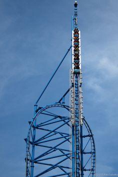 Freeze Reverse Blast, Six Flags St. Best Roller Coasters, Roller Coaster Ride, Cincinnati Restaurants, Beach Trip, Beach Travel, Riders On The Storm, Kings Island, Amusement Park Rides, Cedar Point