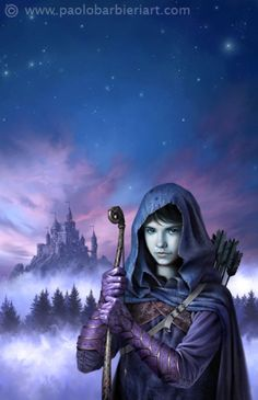 m Half Elf Wizard Rogue Thief Leather Armor Cloak Longbow male Traveler Conifer Forest Hills Castle Night fog cloud lg Fantasy Inspiration, Story Inspiration, Character Inspiration, Writing Inspiration, Fantasy Characters, Female Characters, Fantasy World, Fantasy Art, Character Creation