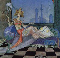 Scheherazade - One Thousand and One Nights
