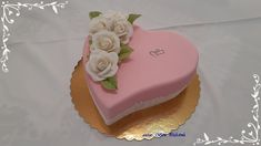 Roses made of rice paste Fondant, Wedding Cakes, Roses, Desserts, Food, Wedding Gown Cakes, Tailgate Desserts, Deserts, Pink