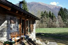 #Mountainhouse in #Trentino-Val di Sole 5 persons, dog welcome. Close to Stelvio National Park and Adamello-Brenta National Park.