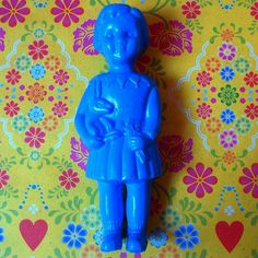 Clonette Bleue by eclectic gipsyland, via Flickr