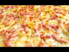 Patatas | Papas al Horno con Queso y Bacon - YouTube