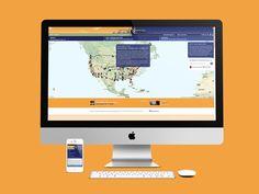 Amtrak Train Days es un evento en Estados Unidos donde se exponen las ventajas de viajar en tren y su historia. Se hizo el diseño de la página web en HTML.  Año 2013.