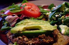 Raw Vegetarian Dinner - http://healthylifemix.co... #Dinner, #Vegetarian #Recipes #HealthyLifeMix