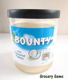 Grocery Gems: Review: Bounty Coconut Spread