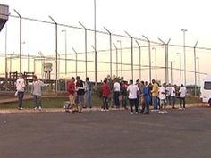 Princípio de tumulto registrado no Complexo do Curado nesta quarta