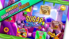 Sugar Crush - You'll be hard pressed to find an avid iPhone or iPad gamer who hasn't at least heard of this game, and its predecessor, Candy Crush. The game picks up where Candy Crush left off, and is a bright, sweet (Sugar Crush, get it?) and addictive pleasure to play. With a simple yet addictive formula (much like the candy it alludes to) Sugar Crush has already caught on for countless gamers, and may just hit your sweet tooth. Click the image for our full review.