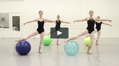 Innovative technique using an exercise ball to reinforce proper ballet technique and increase muscle memory. This program was developed by Marie Walton Mahon of…