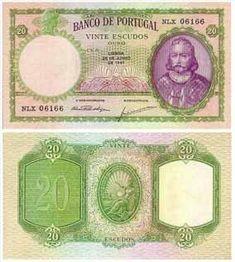 20 Escudos II, 1941
