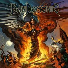 Greek heavy/power metallers BanDemonic has signed a contract deal with Steel Gallery Records concerning their debut album entitled Fires Of Redemption.   T