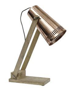 Lamp Woody Koper via http://www.toefwonen.nl/c-2236856/lampen/