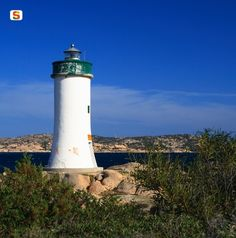 Sardegna DigitalLibrary - Immagini - Faro di Punta Palau