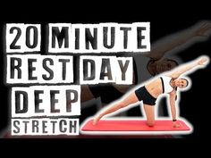 Rest day deepwork out