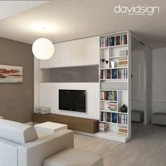 How To Make A Small Apartment Look Larger by davidsign, Chisinau, Moldova DesignRulz.com