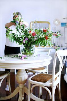 Haz tu propio arreglo floral