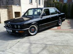 1987 BMW Black on Tan interior, 5 speed manual transmission, miles Mechanically the car is EXCELLENT ! Bmw 535i, E30, Bmw Vintage, Bbs Wheels, Bmw Classic Cars, Custom Cars, Volvo, Restoration, Vehicles