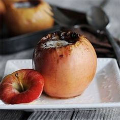 Oven Baked Cinnamon Apples
