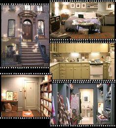 Carrie Bradshaw apt: Google Image Result for http://kirstensstylereport.files.wordpress.com/2010/04/carrie-bradshaws-appartment.jpg