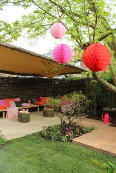Breaking the yard into spaces and zones : Studio Marijke Schipper: televisie