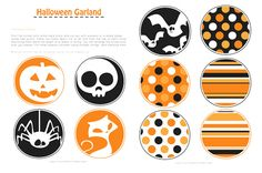 halloween garland download