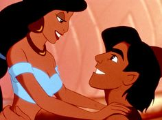 Disney is reportedly struggling to find appropriate leads for its live-action Aladdin, having seen actors for the roles of Aladdin and Jasmine. Walt Disney, Deco Disney, Disney Couples, Disney Magic, Disney Art, Disney Movies, Disney Pixar, Disney Characters, Disney Princesses
