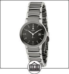 Revolucionaria Rado automático de cerámica y acero inoxidable reloj de Mujer R30940112  ✿ Relojes para mujer - (Lujo) ✿