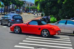 Porsche Boxster, Top Cars, Album, Card Book