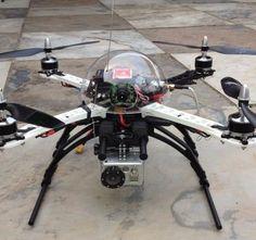 GoPro quiere entrar en el mercado de los drones.