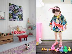 From Runway to Room: How to Translate Kid's Fashion into Your Interior on the Interior Collective